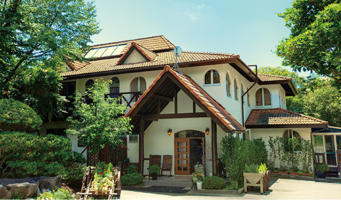 Lodge Keyspring Yatsugatake