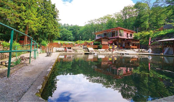 Fishing Pond / Fishing Area Yamazato