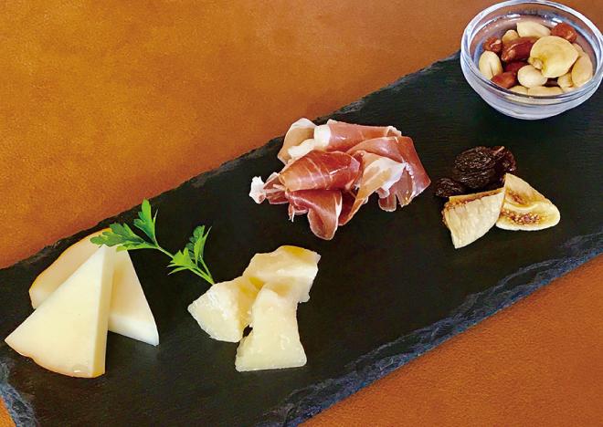 Kobuchizawa cheese plate