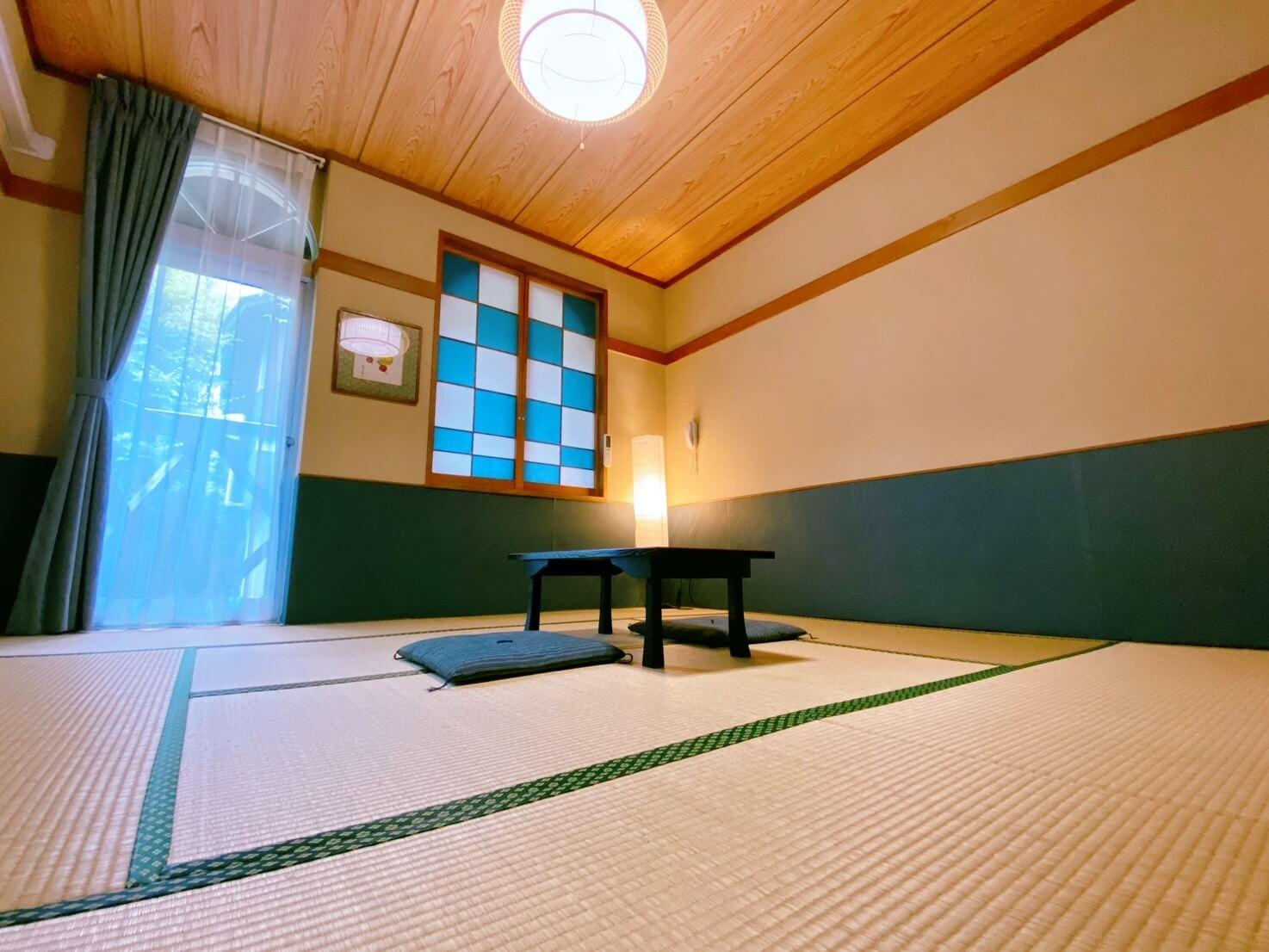 和室(8畳)3室