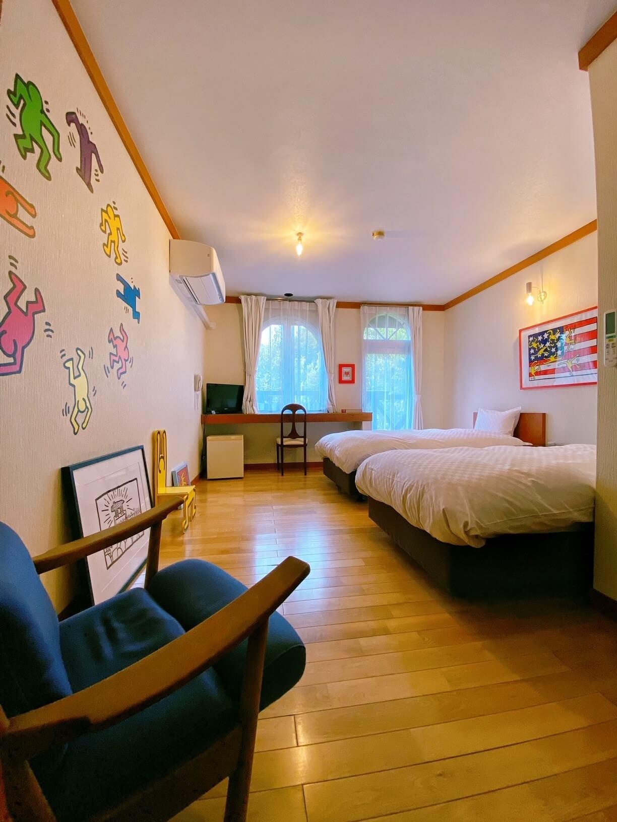 洋室(スタンダード)5室