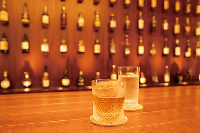 Nakamura Whiskey Saloon