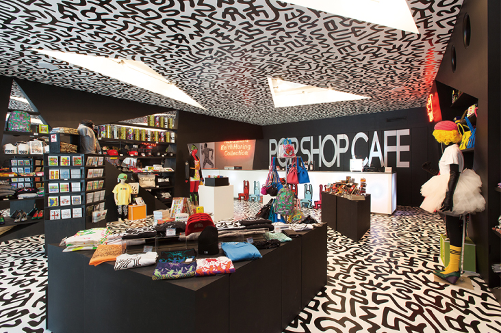 Nakamura Keith Haring Collection Museum Shop